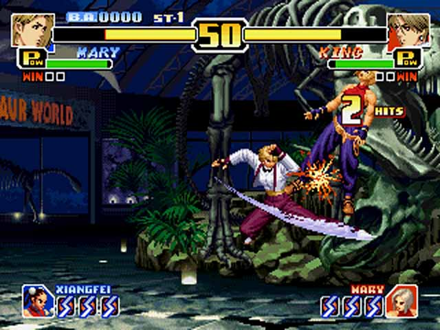King Of Fighters 99 U Iso Psx Isos Emuparadise